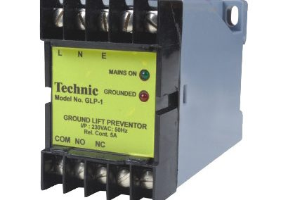Ground Lift Protection (GLP) | Ground Fault Sensing