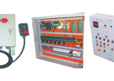 CUSTOM CONTROL PANELS | PLC PANELS | AC DRIVE PANELS | VFD DRIVE PANELS
