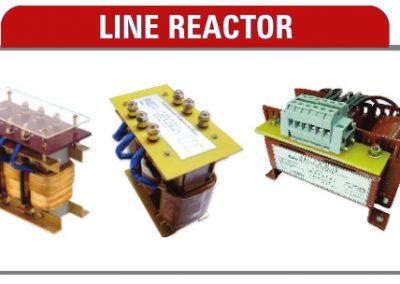 LINE REACTORS | LINE CHOKES