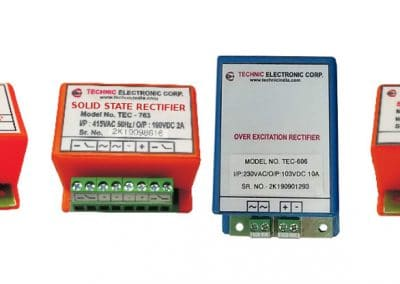 Over Excitation Rectifier | Snubber Circuit | Brake PCB | Solid State Rectifier